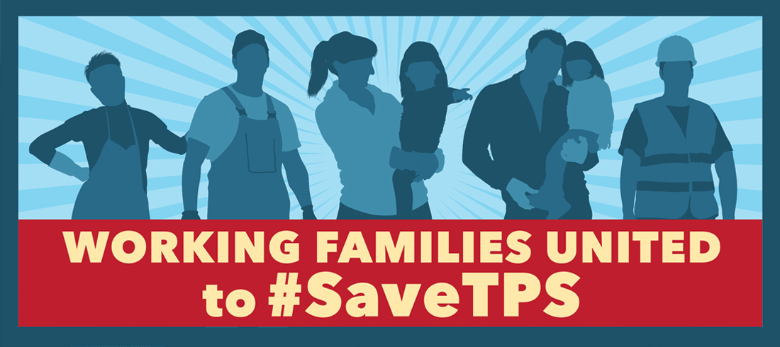 Working Families United to #savetps